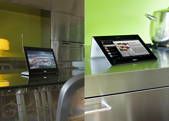 AlessiTab - interactive multimedia tablet 544px