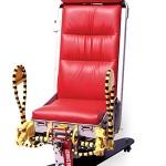 B52 Ejection Chair by Motoart