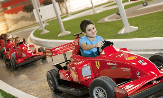 Ferrari World Junior Grand Prix 544px