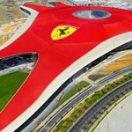 World First Ferrari Theme Park opens to the media