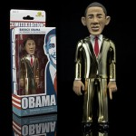 midterm election mood with Barrack Obama Action Figure