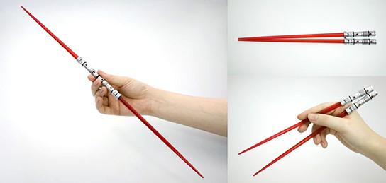 Kotobukiya Star Wars Darth Maul Lightsaber Chopsticks 544px