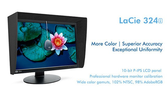 LaCie 324i professional LCD monitor 544px