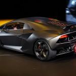 Lamborghini Sesto Elemento Concept at Paris Motor Show 800x500px