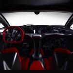 Lamborghini Sesto Elemento Concept - interior view 800x500px