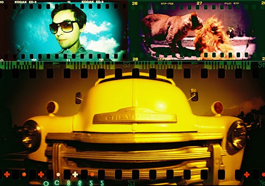 Lomography Sprocket Rocket - captured images 544px