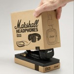 the heavy sound of Marshall in the form of Marshall Headphones