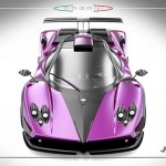 is this the new limited production Pagani Zonda?