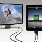Scosche sneakPEEK II switchable HD & SD cable for iOS devices