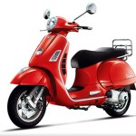 new old vintage of the week: 2010 Vespa GTS