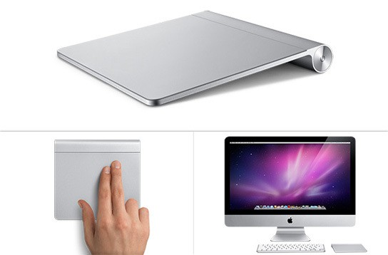 Apple Magic Trackpad 544px