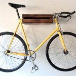 Bike Shelf: style plus functionality