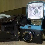 new old vintage of the week: Diana Mini Lomography Camera
