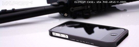 ELEMENTCASE AR15-V iPhone 4 case 544px