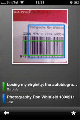 Google Goggles on iPhone test 10a 268px