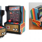going retro Arcade gaming with your iPad: iCade iPad Arcade Cabinet