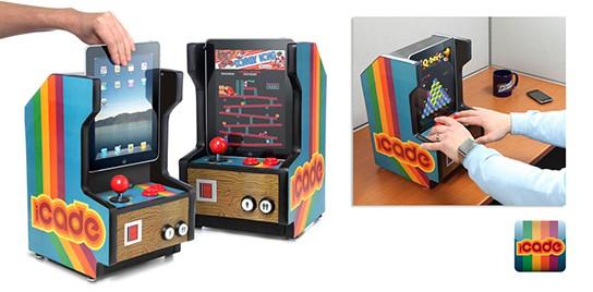 iCade iPad Arcade Cabinet 544px