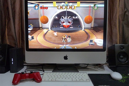 Using PS3 controller on your Mac 544px