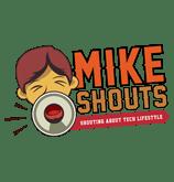 mikeshouts branding 2013 - sample