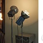 sculptured illumination: Hulger Plumen 001