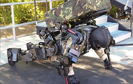 Raytheon Gen 2 Exoskeleton Suit 544px