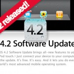 iOS 4.2 Software Update for iPad, iPhone and iPod Touch