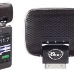 professional recording: Blue Microphones Mikey 2.0 iPod Recording Microphone