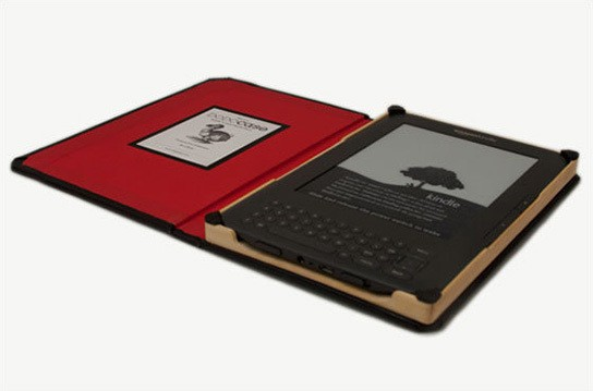 DODOCase for Kindle 3 544px
