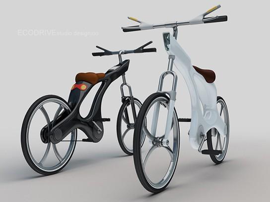 DesignJoo ECODRIVE Bicycle 544px