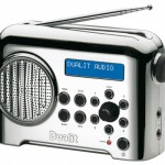 cooking up to the sound of DAB: DUALIT DAB Lite Radio