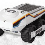 new old vintage of the week: BigTrak Jr. Programmable Rover