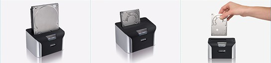 Freecom Hard Drive Dock 544px