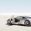 Jaguar C-X75 Concept Hybrid - side with door opened 544px