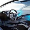 Jaguar C-X75 Concept Hybrid - the interior 544px