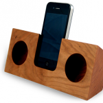 nature meets technology with Koostik iPhone dock