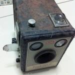 vintage gadget: the Kodak Brownie Flash III camera
