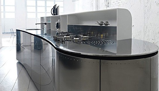 La Cucina Alessi Kitchen 544px