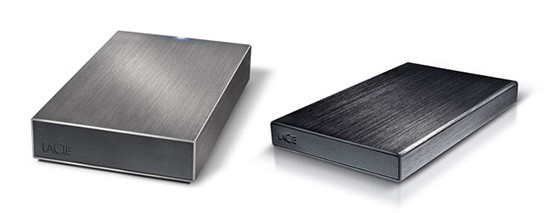 LaCie Minimus & Rikki USB3.0 drives 544px
