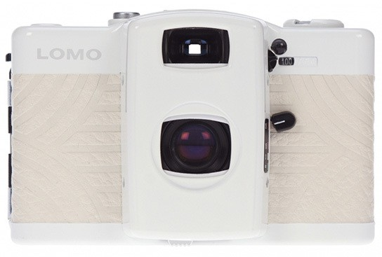 Lomography The LOMO LC-A+ White Japan Special Edition - Front 544px