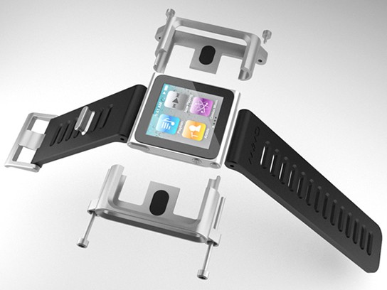 MINIMAL LunaTik multi-touch watch kit 544px