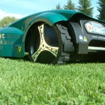 automated your lawn mowing job: MowBot 300
