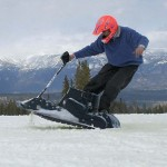 tearing up the snow terrains: Mattracks Powerboard