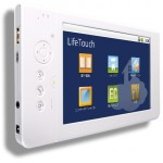yet another Android Tablet – NEC LifeTouch Tablet Terminal