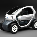 more electrifying news from Nissan: new 2-seater Electric Concept Car