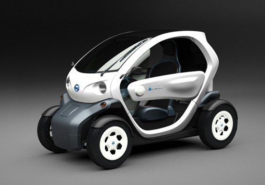 Nissan 2-seater Electric Concept Car