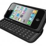 yet another keyboard case for iPhone 4: Nuu Mini-Key Keyboard Case