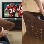 a cushion, a 6-in-1 remote? it is both