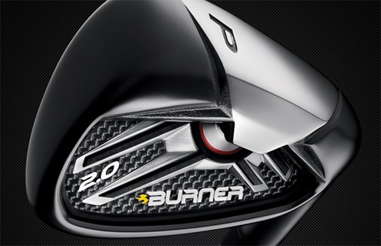 TaylorMade Burner 2.0 PW Iron 544px