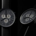 classic elegance: UniformWares 300 series Chronograph Wristwatch
