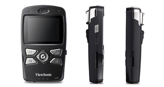 ViewSonic 3DV5 HD Camcorder 544px